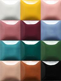 Набор 2 - SC16 Cotton Tail (белый), SC24 Dandelion (желтый), SC1 Pink-A-Boo (бледно-розовый), SC70 Cheeky Pinky (клубничный), SC-40 Blueberry Hill (баклажановый), SC30 Blue Dawn (цвет неба), SC28 Blue Isle (бирюзова-голубой), SC-76 Cara-Bein Blue (кобальт), SC8 Just Froggy (темно-зеленый), SC20 Cashew Later (светлый беж), SC25 Crackerjack Brown (желто-коричневый) SC15 Tuxedo (черный)