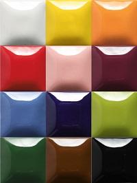 Набор 3 - SC16 Cotton Tail (белый), SC24 Dandelion (желтый), SC23 Jack-O-Lantern (цвет манго), SC73 Candy Apple Red (ярко-красный), SC1 Pink-A-Boo (бледно-розовый), SC-40 Blueberry Hill (баклажановый), SC31 The Blues (васельковый цвет), SC-76 Cara-Bein Blue (кобальт), SC27 Sour Apple (желто-зеленый), SC36 Irish Luck (темно-зеленый), SC48 Camel Back (коричневый), SC15 Tuxedo (черный)